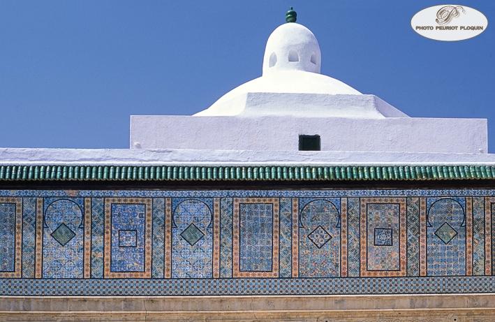 KAIROUAN_La_Mosquee_du_Barbier_