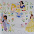 Abc princesses disney 6