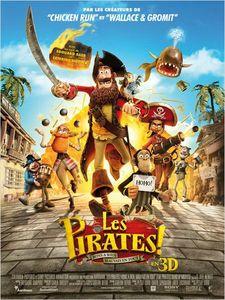 affiche les pirates