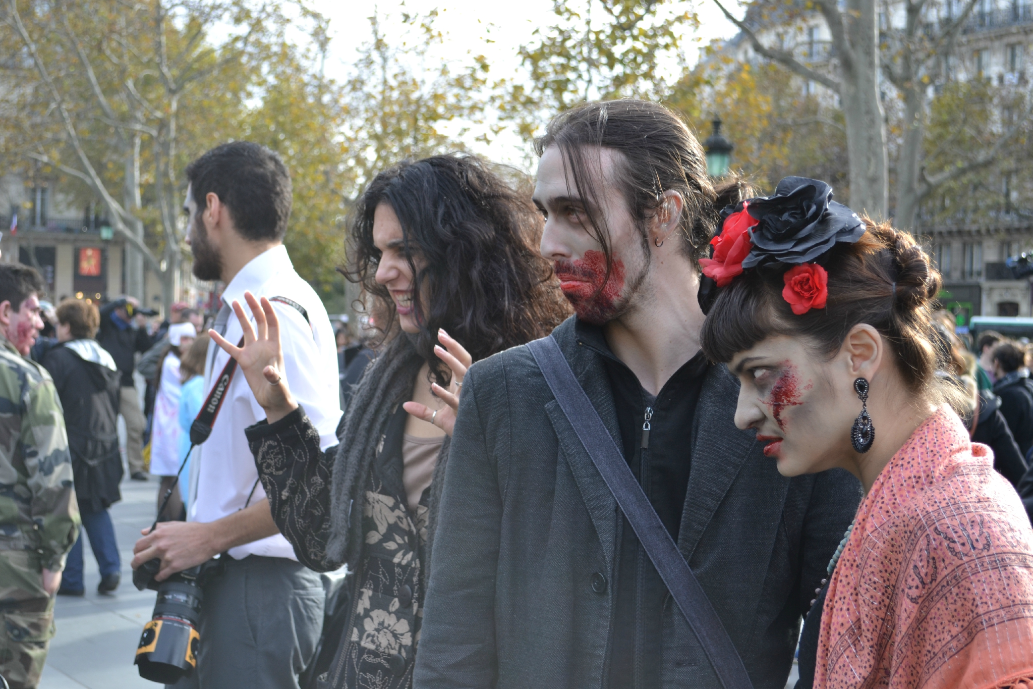 Zombie Walk Paris 2014 by Nico (7)
