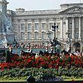 Londres, Buckingham Palace