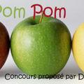 Concours sur la pomme