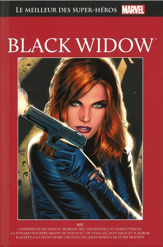 hachette 13 black widow
