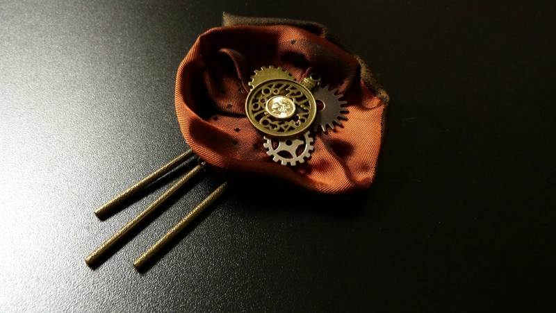 Fleur pendule (2)
