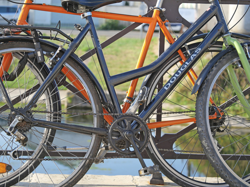 Vélos H F orange ensemble 150919