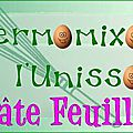 Thermomixons n°5 la pâte feuilletée ( thermomix )