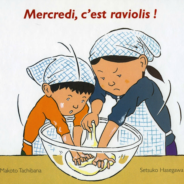 mercredi raviolis cover