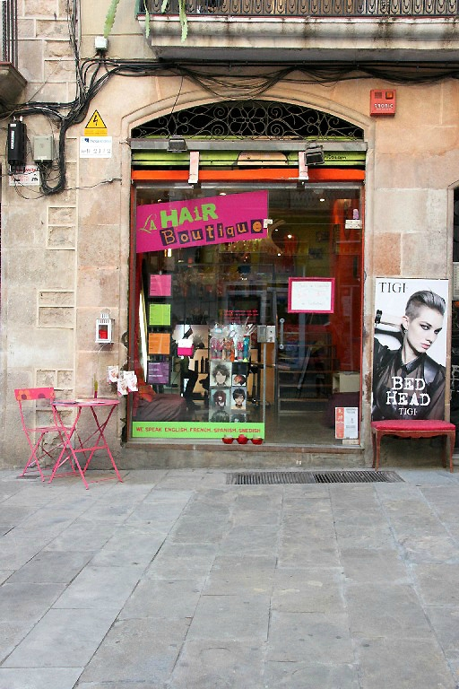 7-Barcelone, Coiffeur_5039