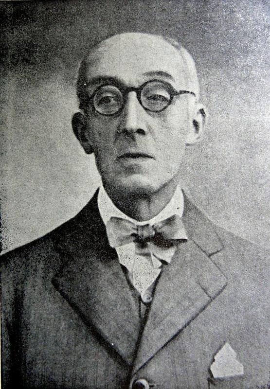 Louis Lacrocq - portrait