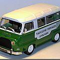 Renault Estafette Minibus Vaucluse Avignon 1