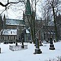 cathédrale de Töndheim