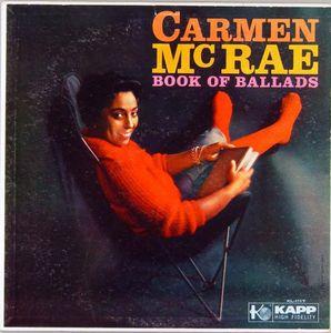 Carmen_McRae_Alone___1960___Book_Of_Ballads__Kapp_
