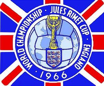 Emblème Coupe du Monde 1966