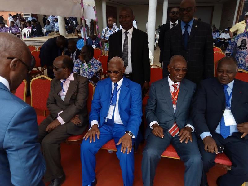 4ème CONGRES ORDINAIRE DU FPI/ MOTION SUR LES ELECTIONS EN COTE D'IVOIRE