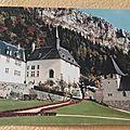 La grande Chartreuse - Monastère - la Correrie datée 1979