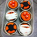 Petites patisseries d'halloween...