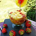 Salade de fruits pour le ramadan été 2013