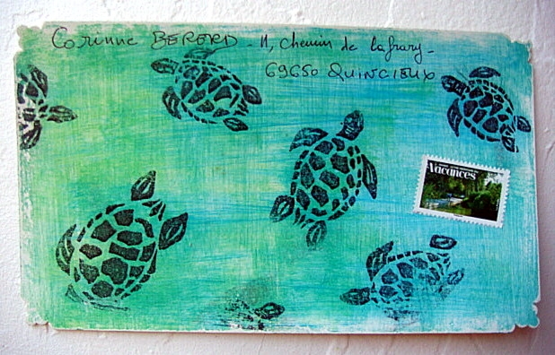 Tortues pour corinne