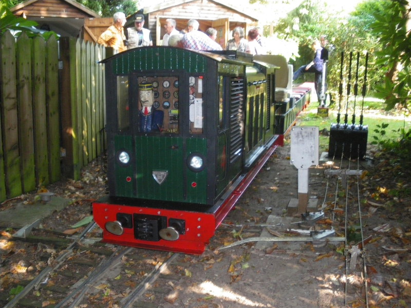 0467 Chaldon Light Railway 18 septembre 2014