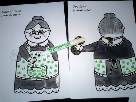 97_Personnages Animaux Monstres_La grand-mère (8)