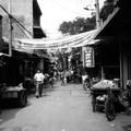 Rue en N&B - Xi'An - Août 2000