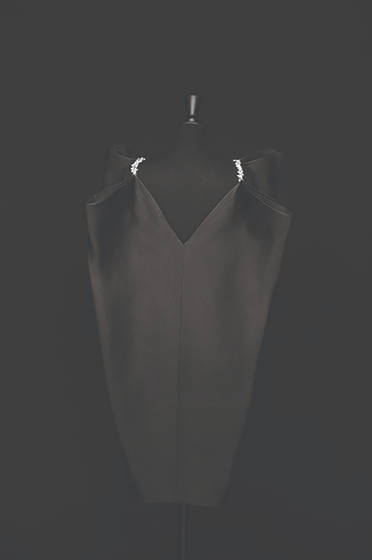Cristóbal Balenciaga, Dress, Winter 1967