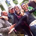 Alain, Philco Annso, Ashley et Jenna