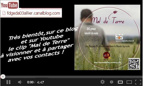 Mal de Terre dfam 03 clip vidéo