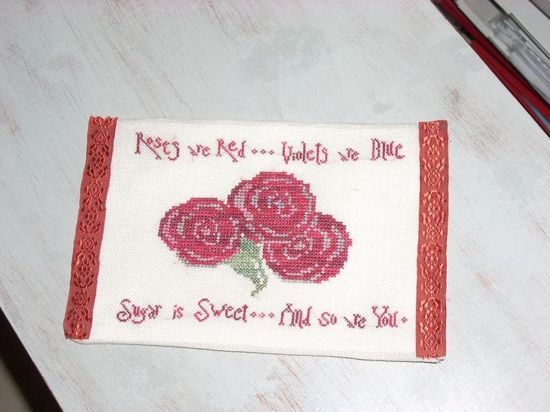 Ste Rose carte envoyée recto