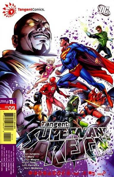 tangent superman's reign 11