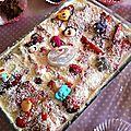 Tiramisu aux fraises maison