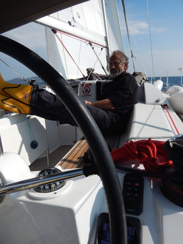Franck, au nord de Hr Mulo, 7 avril 2014