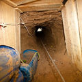 The tunnels persist for nothing is done in terms of development
