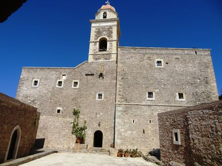 Monastère Moni Toplou1
