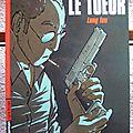 Le tueur t.1 // matz & luc jacamon