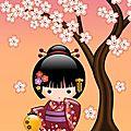 La poupée du jour : momoko doll