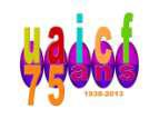 Logo 75 ans UAICF