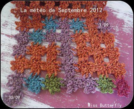 Echarpe météo -Septembre 2012-Miss Butterfly 002