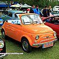 Fiat 500 l cabriolet de 1969 (retro meus auto madine 2012)