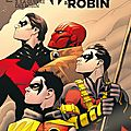 Urban dc batman et robin