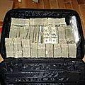 sac mystique et magique qui crée de l'argent