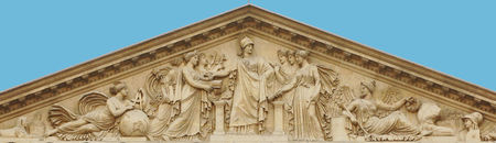 Louvre_Cour_Carree_Lesueur_Minerve