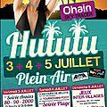 Ohain - hututu 2015