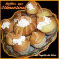 Muffins moelleux aux clémentines