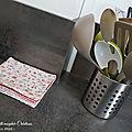 Des lingettes lavables pour la cuisine