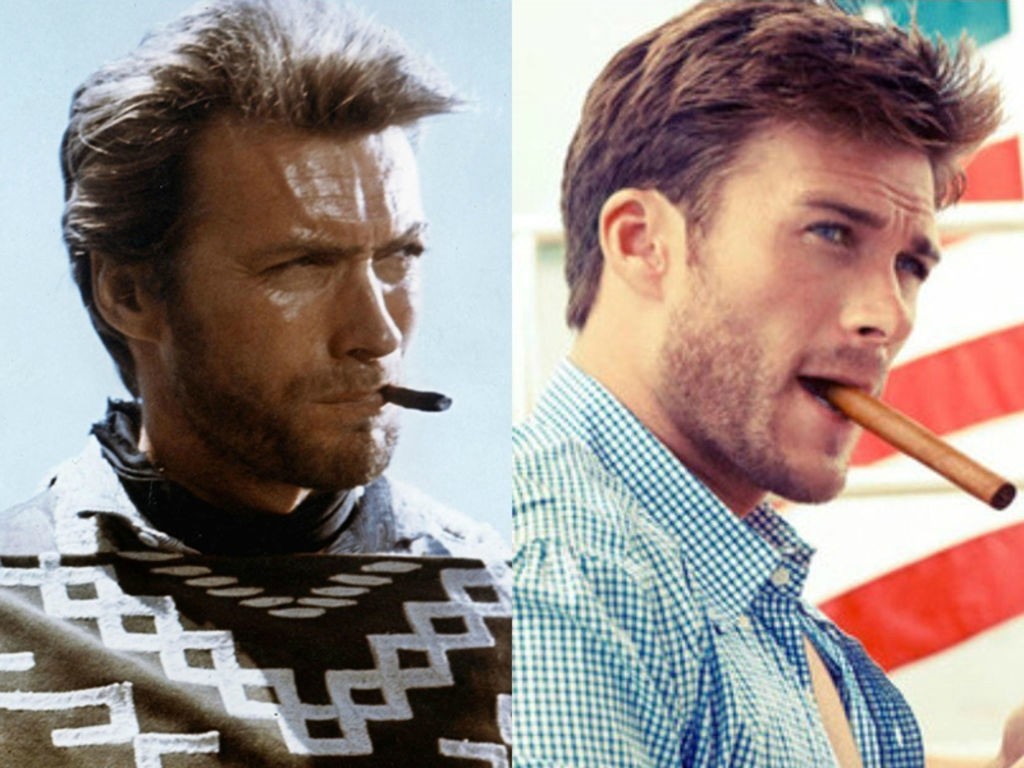 clint et scott eastwood