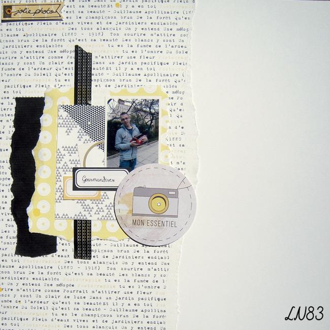 LN83-MON ESSENTIEL