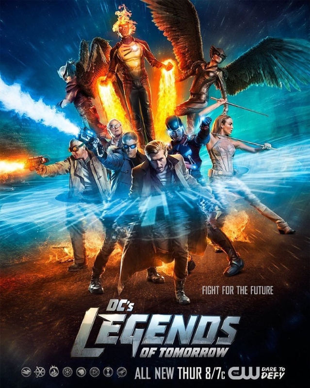 Legends-fo-Tomorrow-Fight-the-Future-psoter