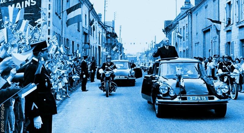 1959-De Gaulle-president de la Republique