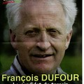 Profession de foi de françois dufour (gauche alternative 2007)